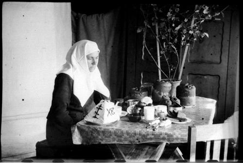 Инокиня Серафима (Ловзанская)
