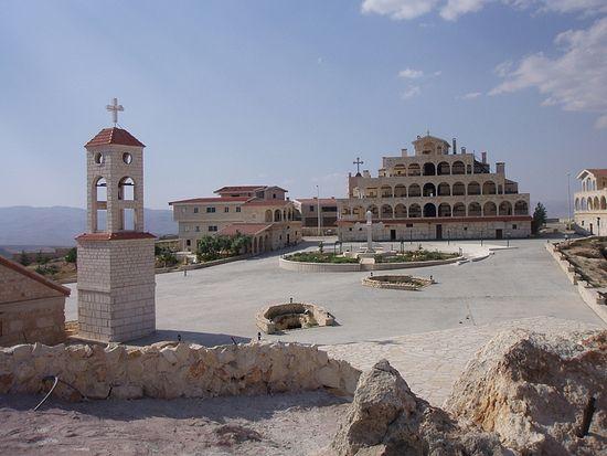 Монастырь Херувимов, Сирия