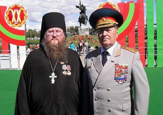 Иеромонах Никон (Белавенец) и генерал-полковник Владислав Алексеевич Ачалов