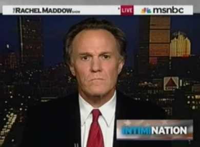 Frank Schaeffer on MSNBC.