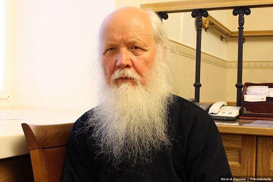 Архимандрит Илия (Рейзмир). Фото: А.Рахлина / Православие.Ru