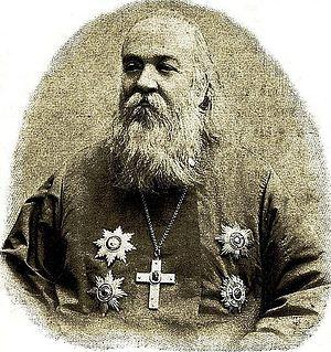 Протопресвитер Александр Желобовский