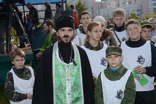 Священник Василий Биксей, настоятель прихода