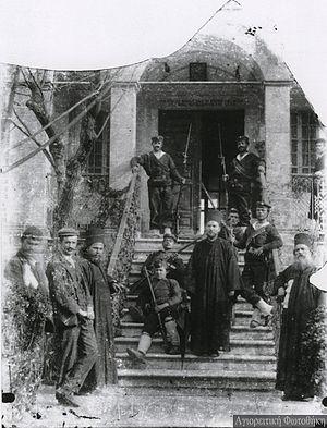 Моряки в Кареях. Начало ноября 1912 г.