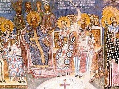 Церковь на пути к V Вселенскому Собору. Часть 1