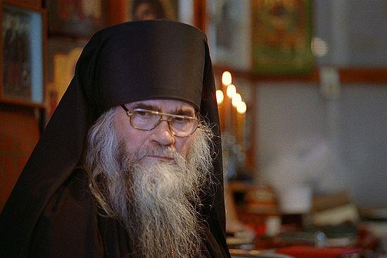 Архимандрит Адриан (Кирсанов). Фото: Анатолий Горяинов