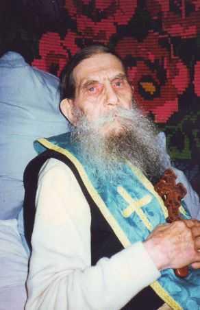 Отец Паисий (Олару)
