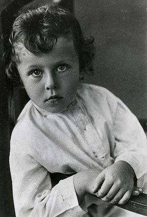 Костя Нечаев. Начало 1930-х гг.