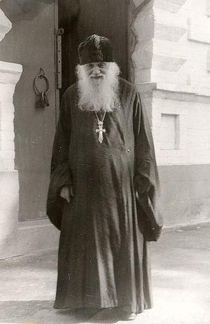 Отец Михей в Телищево