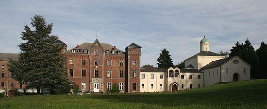 Chevetogne Abbey, Belgium.