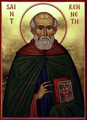 Преподобный Кайннех из Агабо