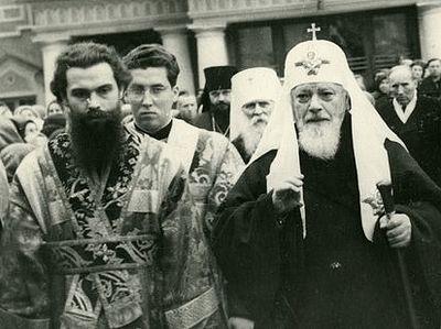 Воспоминания. Московская церковная жизнь