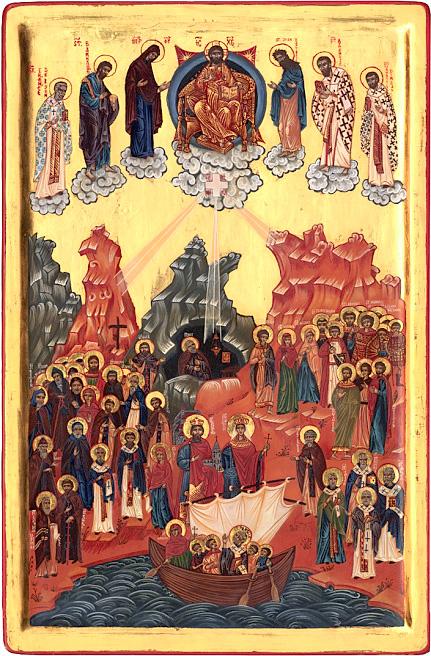 Собор православных швейцарских святых