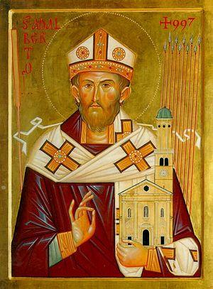 Священномученик Адальберт Пражский.