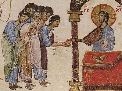 Протоиерей Думитру Стэнилоае о святом Причащении