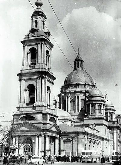 Богоявленский кафедральный собор. Фото: С.Н. Лисевицкий
