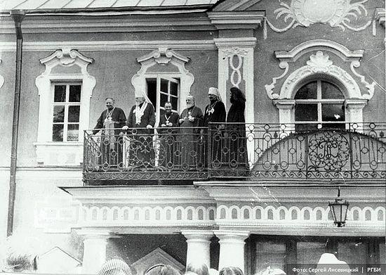 Свято-Троицкая Сергиева лавра. Фото: С.Н. Лисевицкий