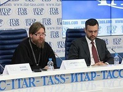 В ИТАР-ТАСС прошла пресс-конференция, посвященная выставке-форуму «Православная Русь. Романовы»