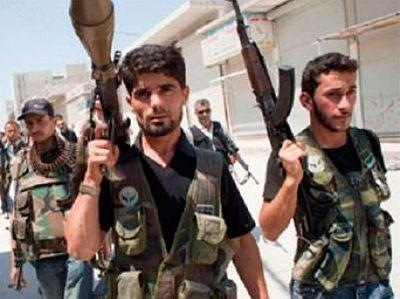 Аль-Каида устанавливает свои законы на оккупированных территориях Сирии
