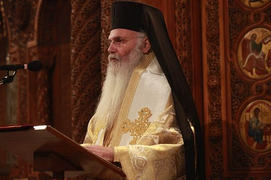 Митрополит Лавреотијски и Месогејски Николај