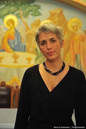Ксения Олаффсен. Фото: А. Поспелов / Православие.Ru