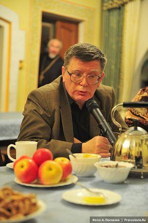 Валентин Арсеньевич Никитин. Фото: А. Поспелов / Православие.Ru