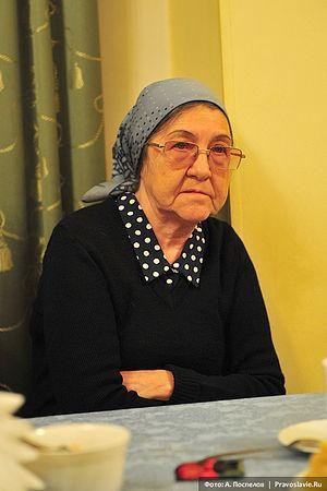 Ирина Дмитриевна Ульянова. Фото: А. Поспелов / Православие.Ru