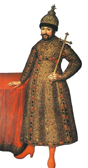 Михаил Федорович (1613 - 1645)