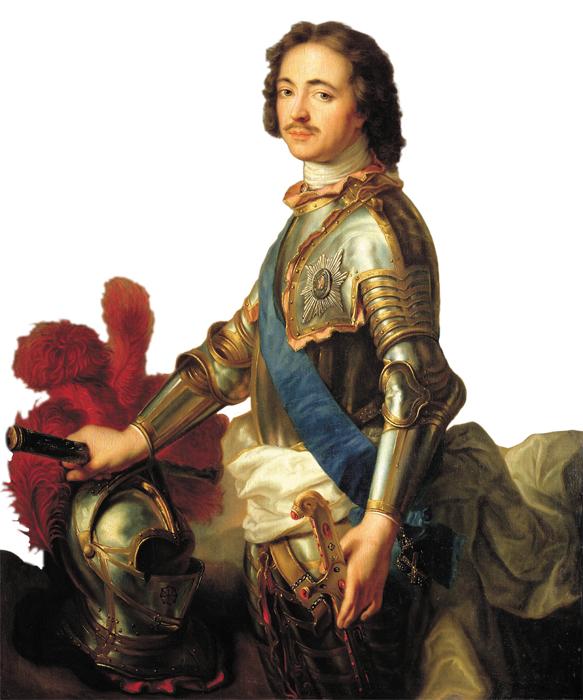 Петр I (1721-1725)