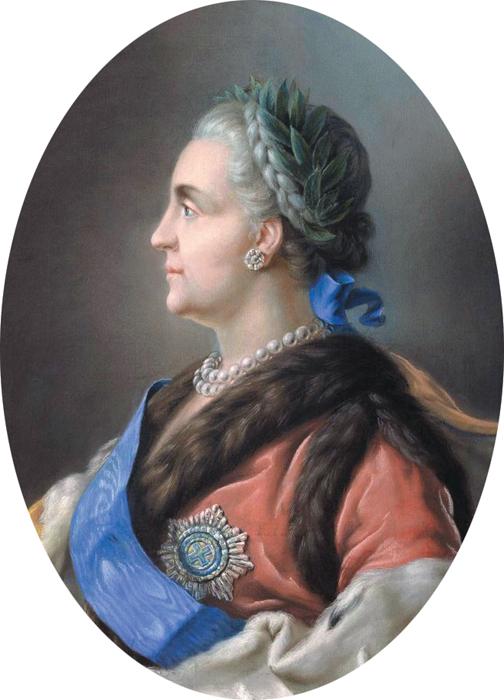 Екатерина I (1762-1796)