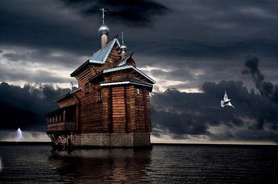 Ковчег спасения. Фотохудожник: Иван Жук