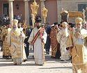 На Корфу прошел всенародный крестный ход с мощами святителя Спиридона Тримифунтского