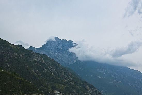 Mt. Athos.