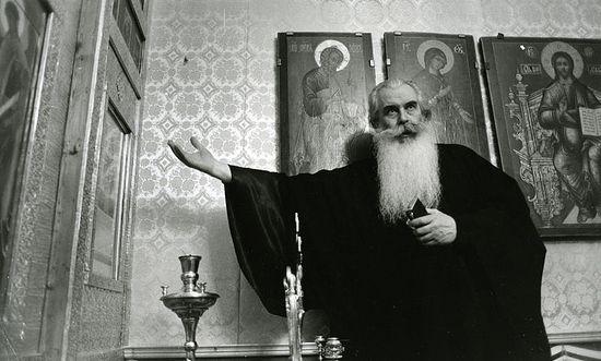 В домовом храме Издательского отдела Московского Патриархата во имя преподобного Иосифа Волоцкого