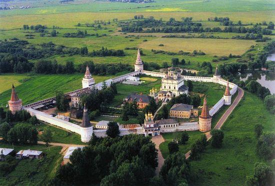 Монастырь преподобного Иосифа Волоцкого