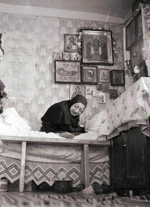 Схимонахиня Макария (Артемьева)