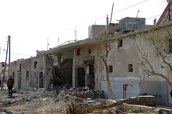 Садад, Сирия