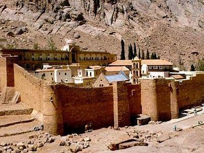 Монастырь св. Екатерины на Синае вошел в список всемирного наследия исламской организации ИСЕСКО