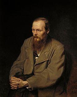 Vasily Perov. Portrait of writer Fyodor Dostoevsky. 1872. Moscow, The State Tretyakov Gallery