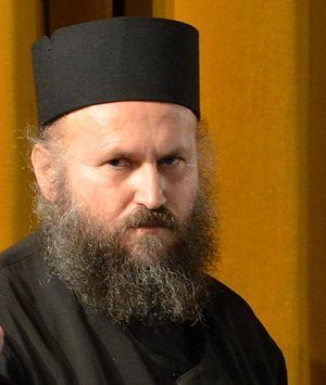 Протосингел Иустин (Мирон).