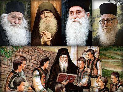 Великие румынские духовники об исповеди и причащении