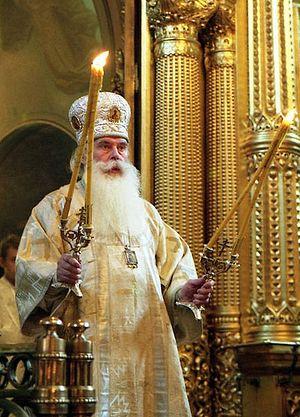 Митрополит Питирим (Нечаев). Фото: М.Юрченко