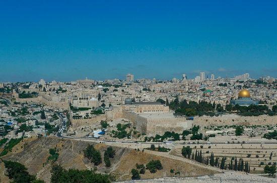 Иерусалим земной