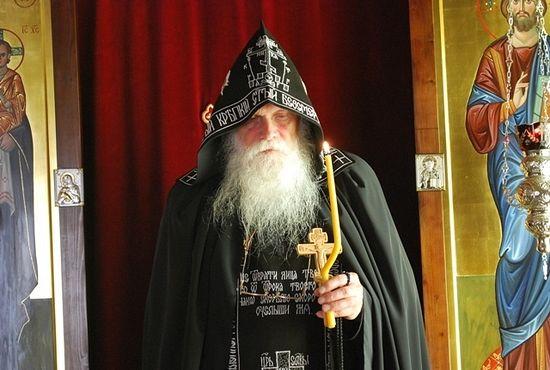 Отец Гавриил (Бунге). Постриг в великую схиму