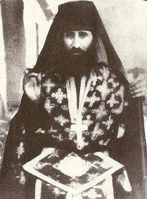 Святой Георгий Карслидис.