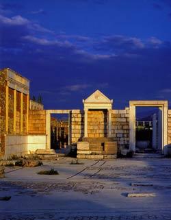 Сарды. Остатки синагоги