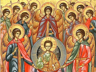 Synaxis of the Archangel Michael and the Other Bodiless Powers