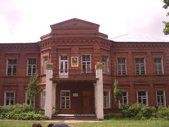 Школа им. С.А. Рачинского в Татево