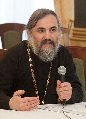 Священник Максим Обухов
