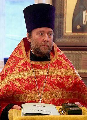 Священник Владимир Духович